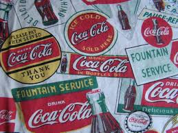 Vintage Kitchen Curtains by Awesome Coca Cola Kitchen Curtains Including Nostalgia Fbscoke Oz