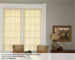 modern custom faux wood blinds with faux wood blinds 3 blind mice