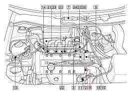 vw where is the temp gauge sensor located on a vw golf mk4