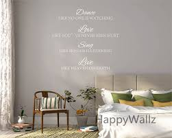 popular quote wall sticker buy cheap quote wall sticker lots from dance love sing live quote wall sticker life motivational quote wall decal custom colors diy modern