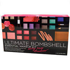 victoria s secret ultimate s essential makeup kit cosmetic set palette