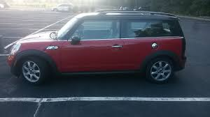 fs 2009 mini cooper clubman s 6 speed manual north american