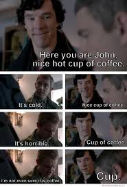 Funny Sherlock Memes - found this old sherlock meme whilst cleaning up my hard drive funny