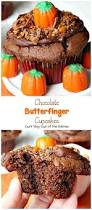 Halloween Chocolate Cakes by Chocolate Butterfinger Cupcakes Can U0027t Stay Out Of The Kitchen