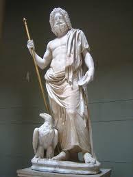 God Statue Zeus Greek God Statue Zeus The Greek God Statue Zeus Altes