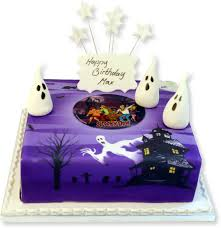 Halloween Birthday Cakes Pictures by Halloween Cupcakes And Cakes Delivered Uk