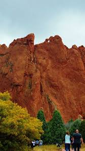 trails and hiking garden of the gods visitor center