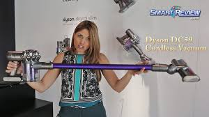 Dyson Vaccum Reviews Dyson Cordless Dyson Dc59 Animal Cordless Vacuum Demonstration