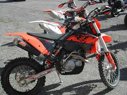 about to buy 2009 ktm 450 xc w anything to look out for 250