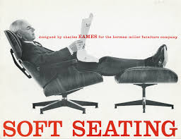 Lounge And Ottoman Photo 3 Of 10 In The History America S Favorite Chair The