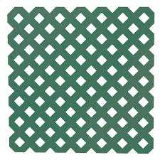 square veranda lattice lumber u0026 composites the home depot