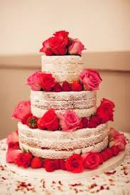 wedding cakes without icing don t to be