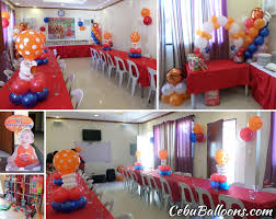 Basketball Themed Baby Shower Decorations Basketball Cebu Balloons And Party Supplies