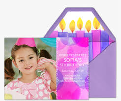 free birthday invitations invites for children