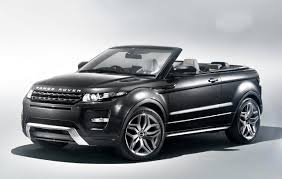 modified range rover evoque techcracks range rover evoque convertible concept car