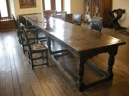 medieval table i will design my kitchen around it dream