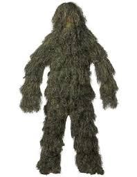Ghillie Suit Halloween Costume Men U0027s Ghillie Suits Sale Hunting Apparel Shot Gear