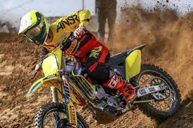 mad mike motocross mad racing suzuki announces luke clout as fill in rider