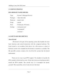 Download Linux Dns Server Software by Building Linux Ipv6 Dns Server Complete Soft Copy
