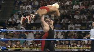 Larry Allen Bench Press Where Are They Now Vader Wwe