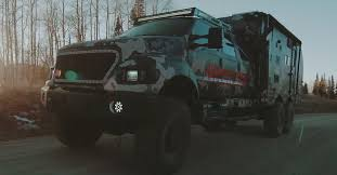 mud truck diesel brothers diesel bros 6 6 expedition cer is the ultimate base c on the