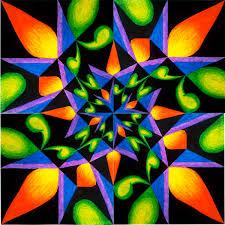 modulo art pattern grade 8 kaleidoscope kaleidoscopic cornicopia pinterest