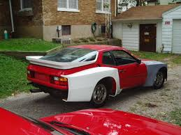 porsche 944 model kit anyone install widebody rear fenders rennlist porsche
