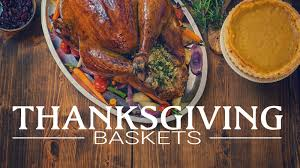 thanksgiving basket up