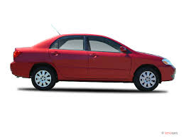 toyota corolla sedan 2003 2003 toyota corolla review ratings specs prices and photos