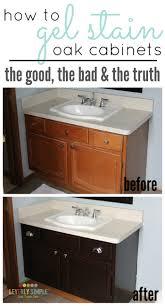 100 staining unfinished kitchen cabinets 100 oak kitchen