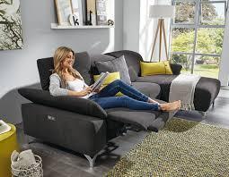 sofa mit relaxfunktion musterring ecksofa mr 370 unglaublich bequem und pflegeleicht