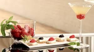 3 cocktail u0026 hors d u0027oeuvre pairings haute hostess youtube
