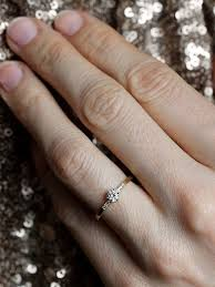 small rings images Small engagement rings why this woman is defending her 14 carat jpg