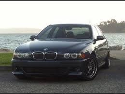 2001 bmw m5 2001 bmw e39 m5 road test and review