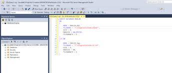 membuat database baru di sql server pemuda teknologi