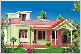 house model images kerala single story house model home design