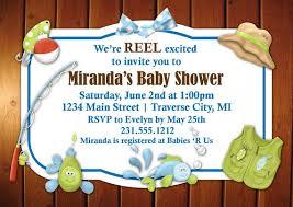 fishing themed baby shower fishing themed baby shower invitations free printable invitation