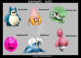 Pokemon Meme Generator - pokemon generator team by randomdragon0412 on deviantart