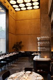 blinder cuisine flora bar cafe restaurant interior design beyer blinder met