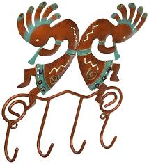 amazon com regal art u0026 gift kokopelli key hook home u0026 kitchen