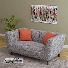 urban ladder janet fabric 2 seater sofa price in india buy urban