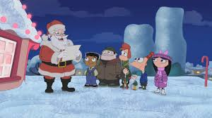 animation unplugged phineas u0026 ferb christmas vacation