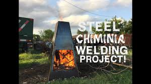 Chiminea Fire Pit Inspiring Steel Chiminea Firepit Easy Affordable Diy Project
