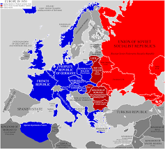Europe 1939 Map by Map Contest Two Round One Alternate History Discussion