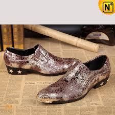 unique mens mens unique glitter leather dress loafers cw751548