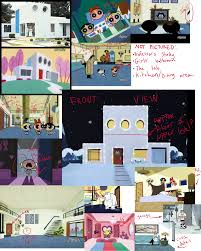 powerpuff house reference by teacupballerina on deviantart