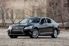 lexus full website 2012 lexus ls 460 overview cars com