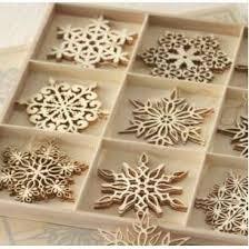 snowflakes cotter dk laser cut laser cut wood