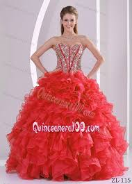 birthday dress chic beading sweetheart sweet 15 16 birthday dress with ruffles