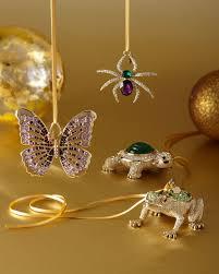 l objet purple butterfly ornament